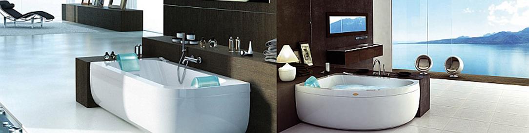 профессиональные гидромассажные ванны