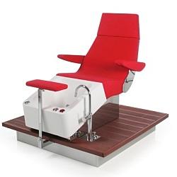 спа педикюр, spa педикюрное кресло с массажем Шиацу, GAMMA&BROSS