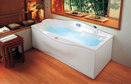Дизайнерская ванна J Sha Compact