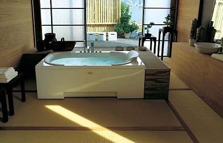 ванна Дизайнерская  Jacuzzi J-Sha Mi