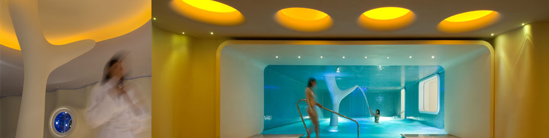 Wellness&SPA in Exedra Nice, Italy - Boscolo Hotels