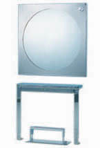 Зеркало парикмахерское Luxury